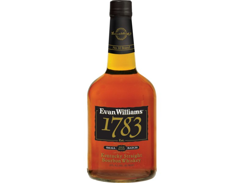 Бурбон Heaven Hill Distilleries Evan Williams 1783 0.75л