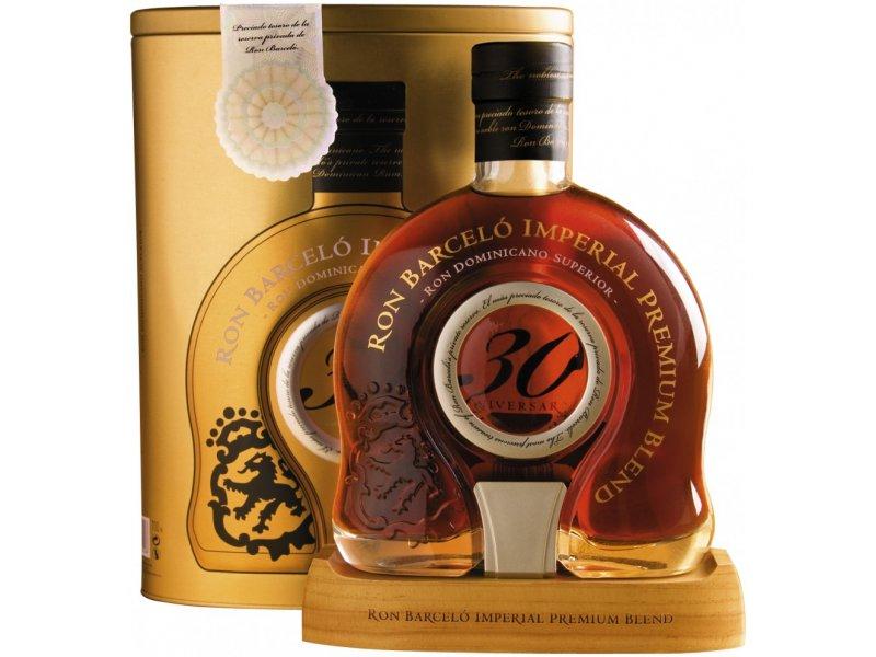 Ром Ron Barcelo Imperial Premium Blend 30YO Барсело Империал Премиум Бленд 30 лет