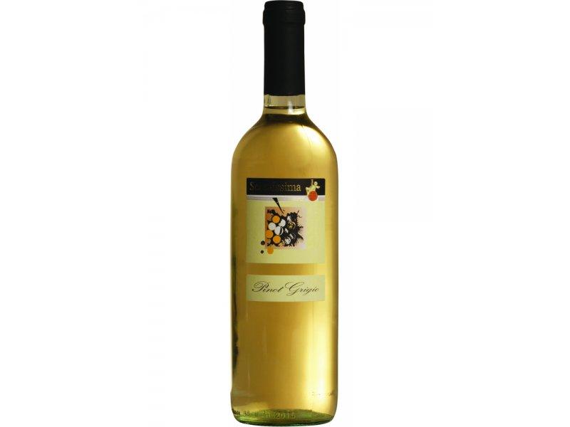 Вино Pinot Grigio l.G.T. Veneto «Serenissima»