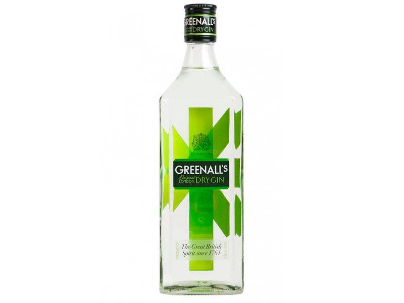 Джин Гриноллс Greenall's Gin  40%    0,7л