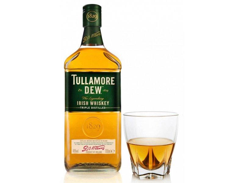 Виски Tullamore Dew Тюлламор Дью 1 л