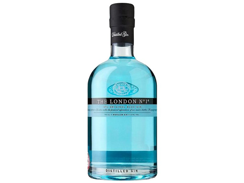Джин The London №1 Original Blue Gin 0,7л