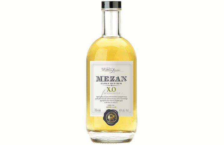 Ром Mezan XO Jamaican Barrique Aged Gold Rum 70cl 40%