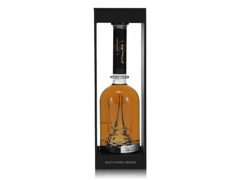 Текила Milagro Select Barrel Anejo 0,75л