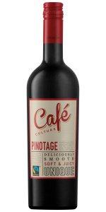 Вино Cafe Culture Pinotage KWV Кафе Калче Пинотаж КВВ 0,75 л