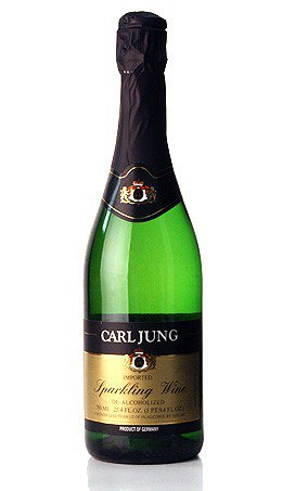 Игристое безалкогольное вино Карл Юнг Carl Jung Alcohol-free