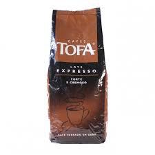 кофе TOFA Lote Expresso 1 кг в зёрнах
