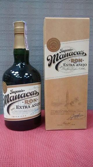 Ром Ingenio Manacas Extra Anejo Инхенио Манакас Экстра Аньехо 0,7л