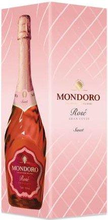 Вино игристое Mondoro  Gran Cuvee Rose Мондоро Гран Кюве Розе 0.75 л
