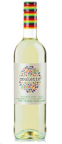 Вино Mosketto Bianco Москетто Бьянко 0,75л