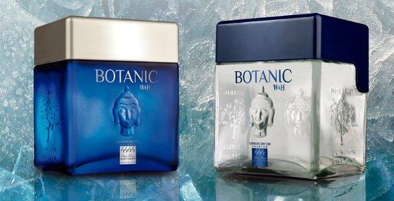 Джин BOTANIC W&H ULTRA PREMIUM White 43% 0.7 л