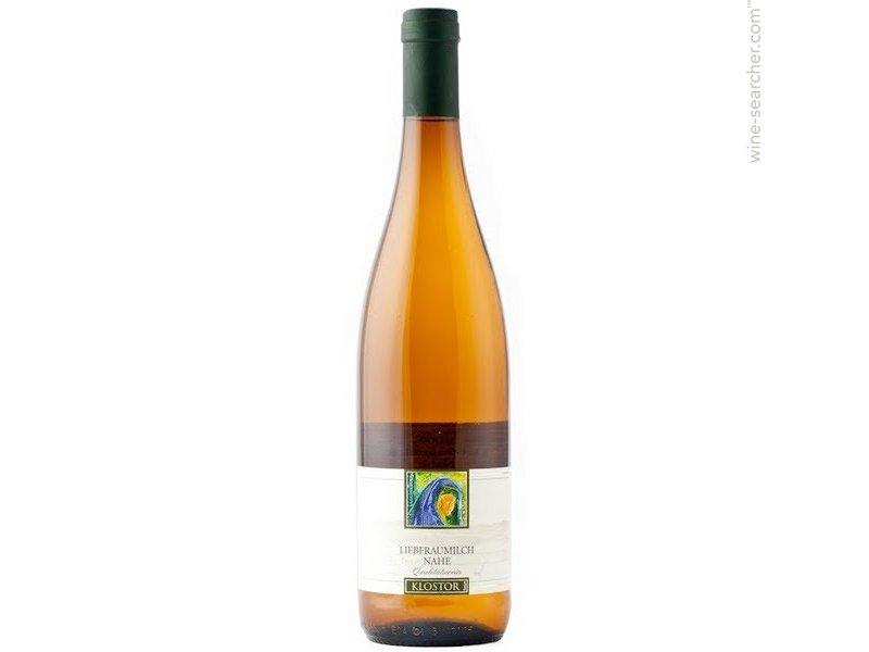 Вино Moselland Nahe Liebfraumilch Молоко любимой женщины 0,75 л