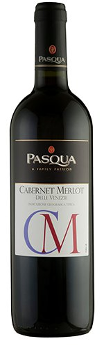 Вино Cabernet Merlot delle Venezie IGT Pasqua 0.75 л