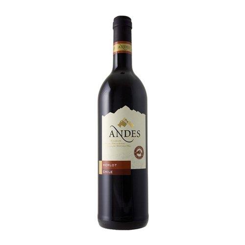 Вино Andes Merlot 0.75 л
