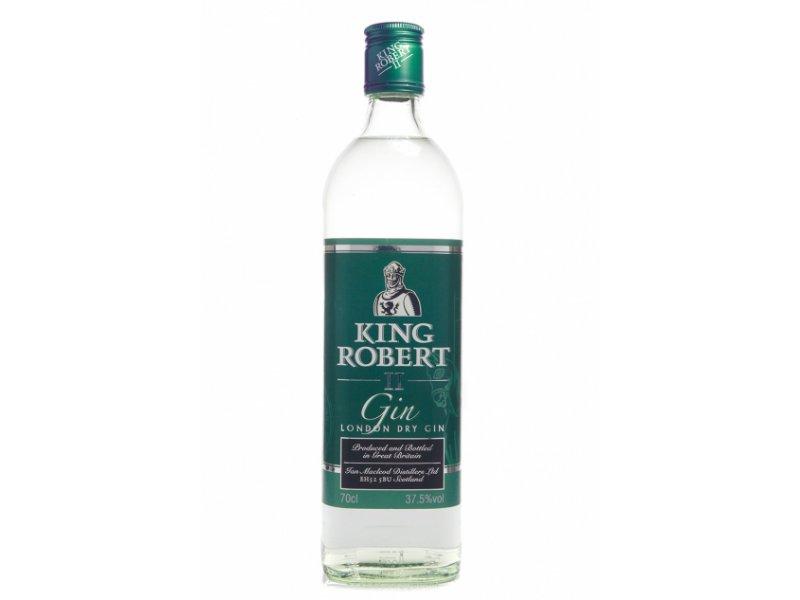 Джин King Robert II Gin 0,7 л