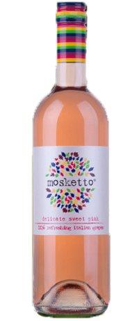 Вино Mosketto Rosato Москетто Росато 0,75 л