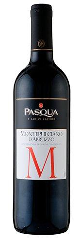 Вино Montepulciano d'Abruzzo Pasqua  DOC 0,75 л
