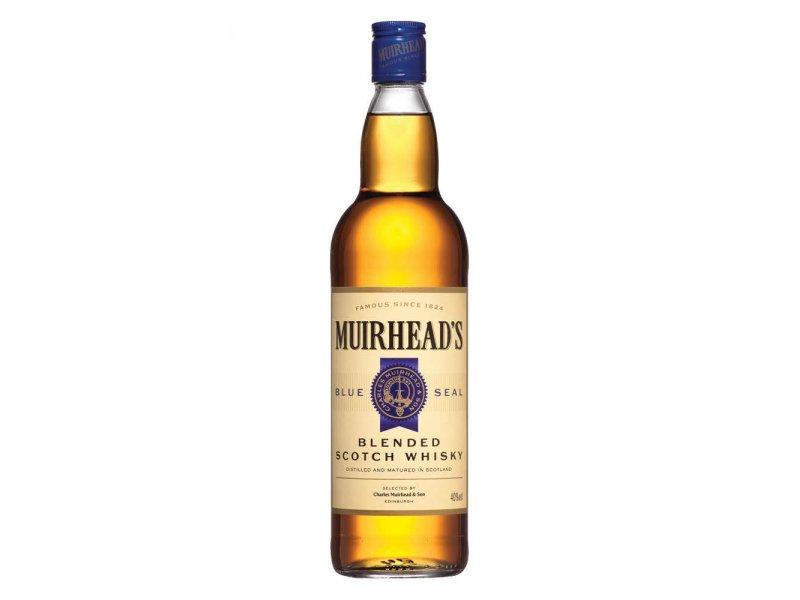 Виски Muirhead's Blue Seal 3 Years Old 0.7л