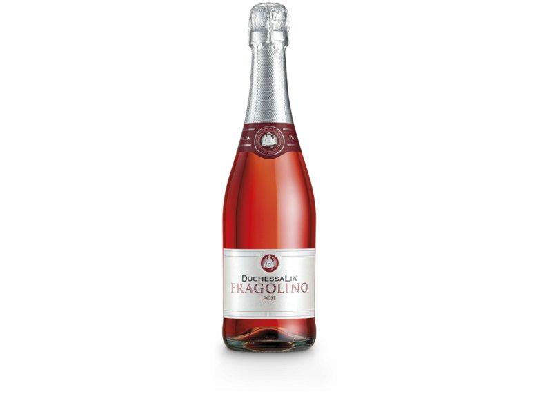 Вино Игристое Фраголино розовое Fragolino Rose Villa Rustica 0.75л