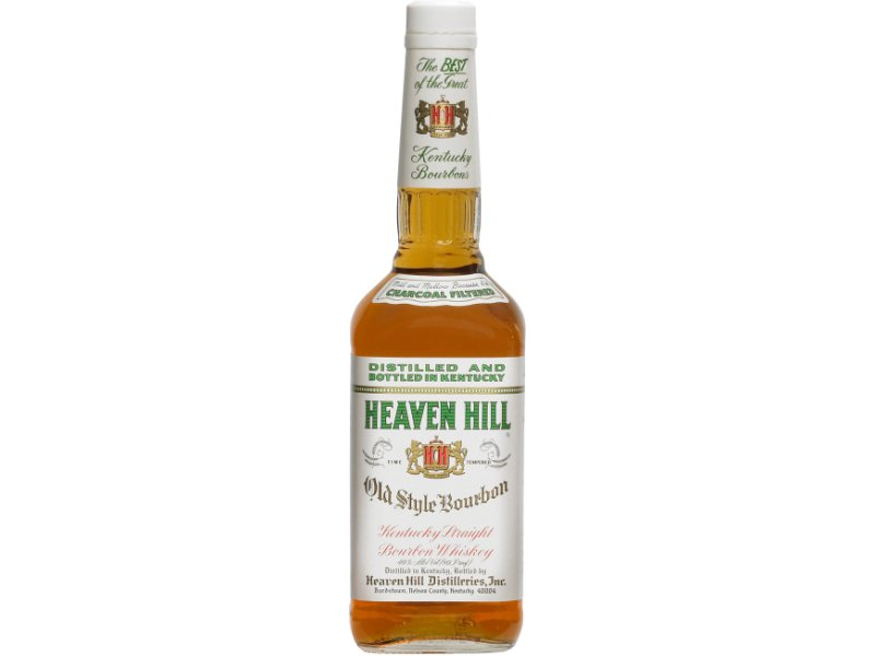 Бурбон Heaven Hill Distilleries Old Style Bourbon 4 Y.O. 0,75л