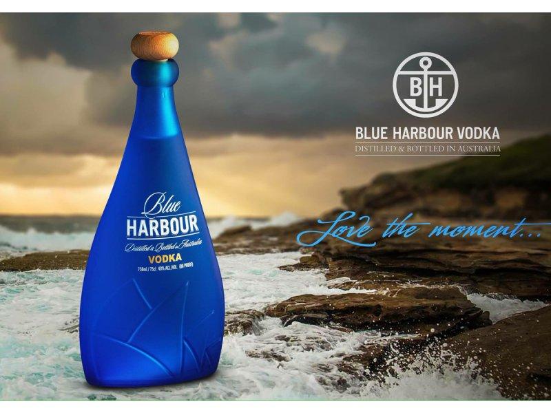Водка Blue Harbour Blue 0,75л 40%