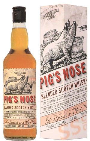 Виски Pig`s Nose Пигз Ноуз 0.7 л
