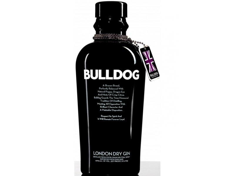 Джин Бульдог Gin Bulldog 1,0л