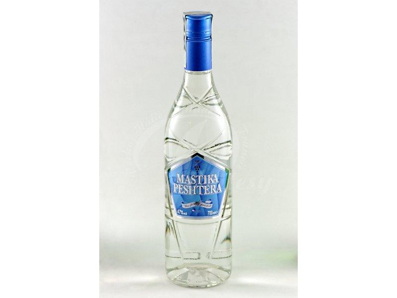 Анисовая водка (настойка) Мастика Пещера Mastika Peshtera l47% 0,7 л