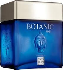 Джин BOTANIC W&H ULTRA PREMIUM Blue 43% 0.7 л