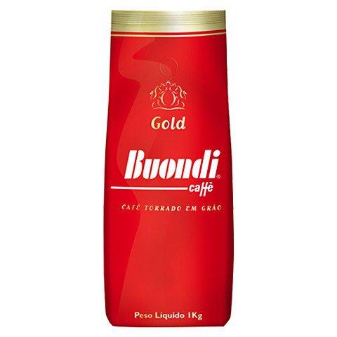 Кофе Buondi Gold 1 кг в зёрнах